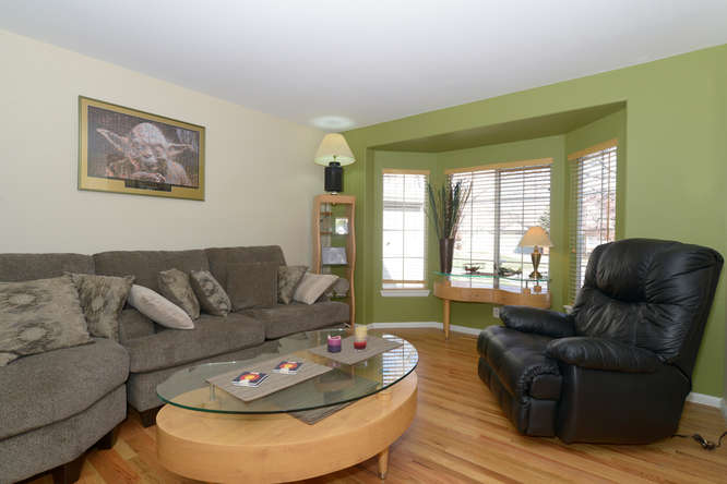 Living room of listing in Cedar Bridge