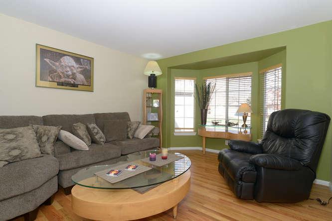 Living room of listing in Cedar Bridge