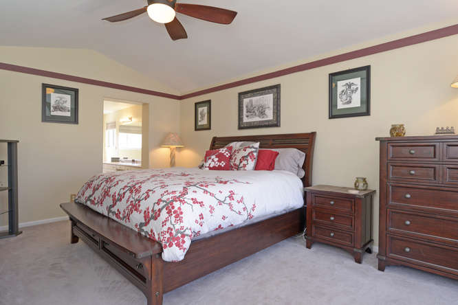 Master Bedroom on 11171 Bryant Ct in Westminster