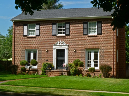 Home for sale in Denver Bonnie Brae neighborhood