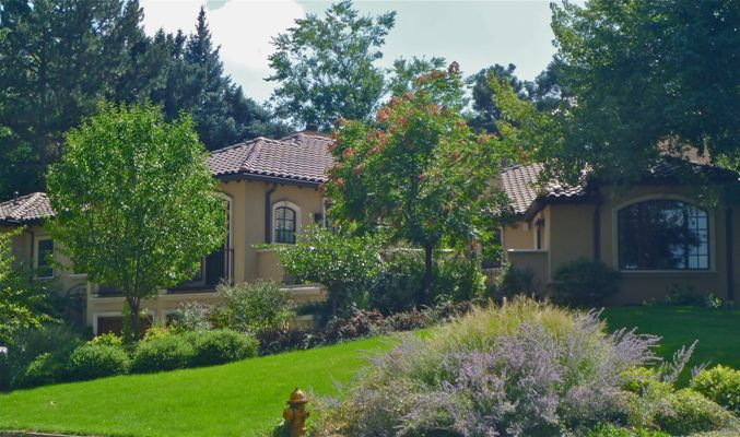 Luxury Home in Castle Pines subdivision