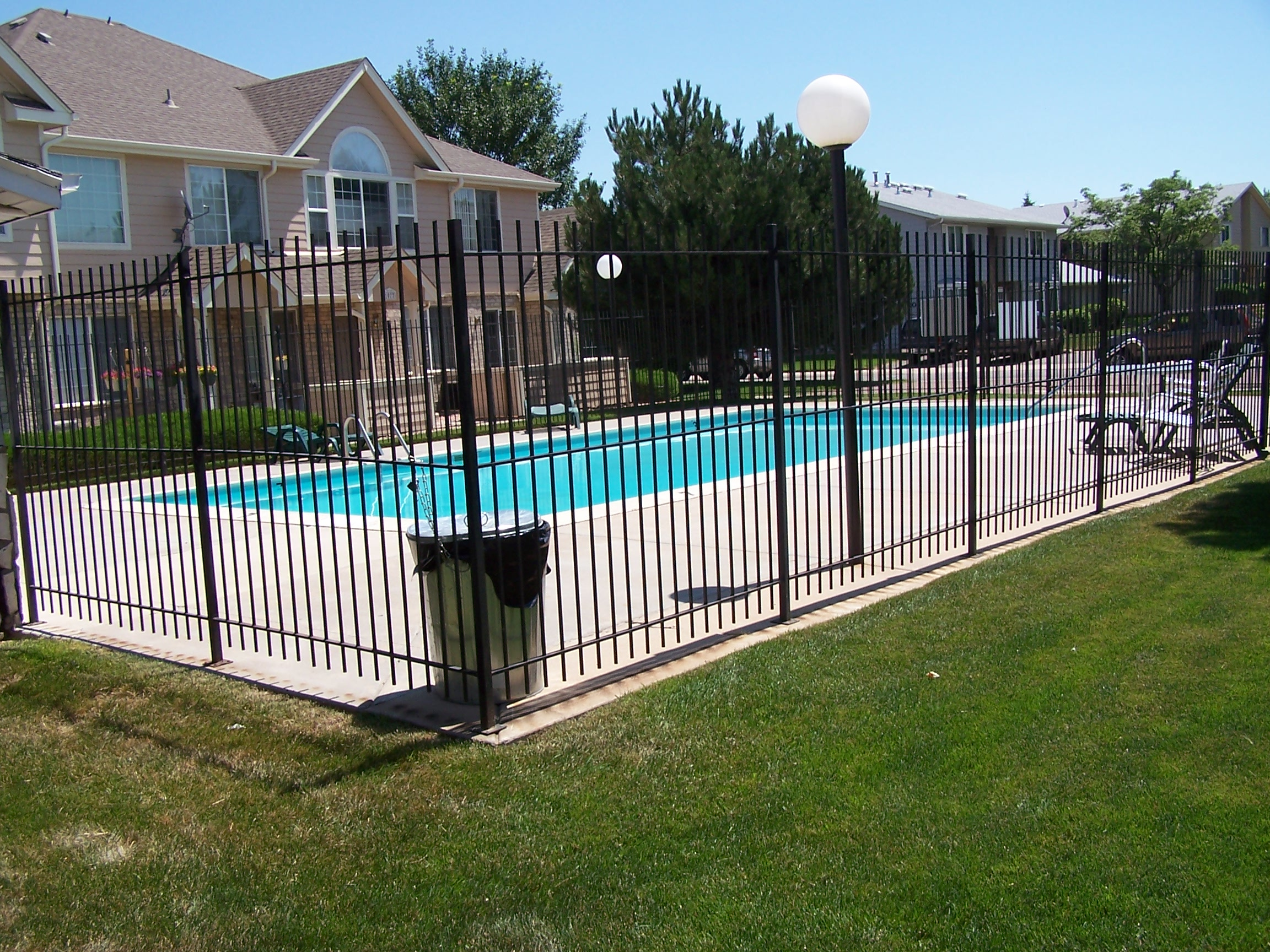 Pool at westbury Farms at Applevalley Condo for sale Westminster Colorado