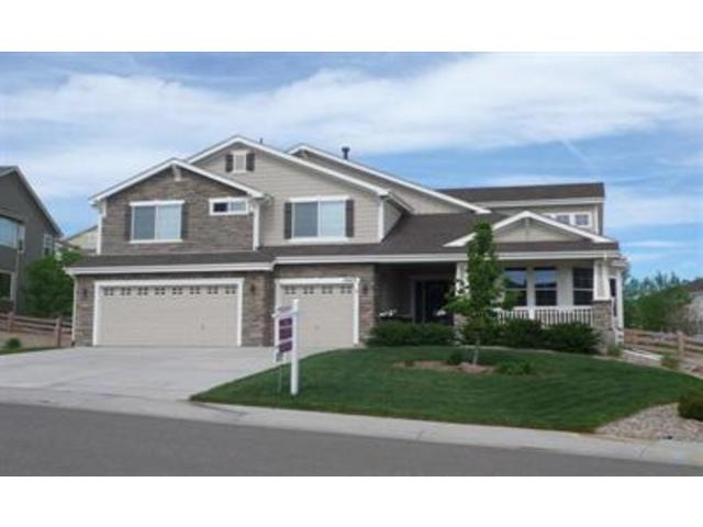 Home for sale in Parker Colorado