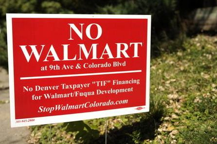 Wal-Mart Denied in Congress Park Denver Colorado Real Estate News, Real Estate for sale