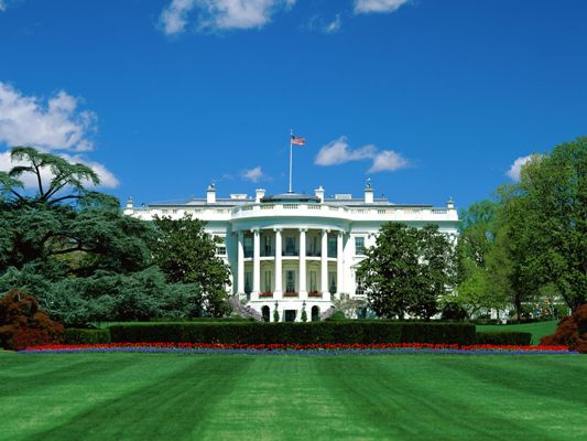 Imagine of the White house